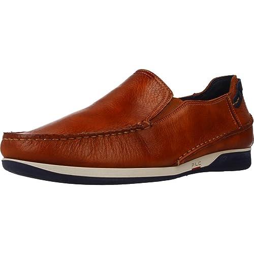Mocasines para Hombre, Color marrón, Marca FLUCHOS, Modelo Mocasines para Hombre FLUCHOS James Marrón: Amazon.es: Zapatos y complementos