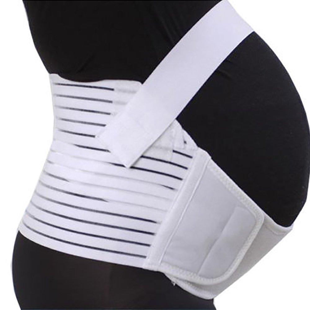 Maternity Pregnancy Belly Waist Back Support Prenatal Strap Belt Breathable Belt