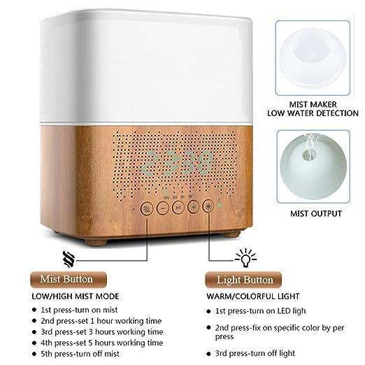 Amazon.com: Daroma - Difusor de aceites esenciales con ...