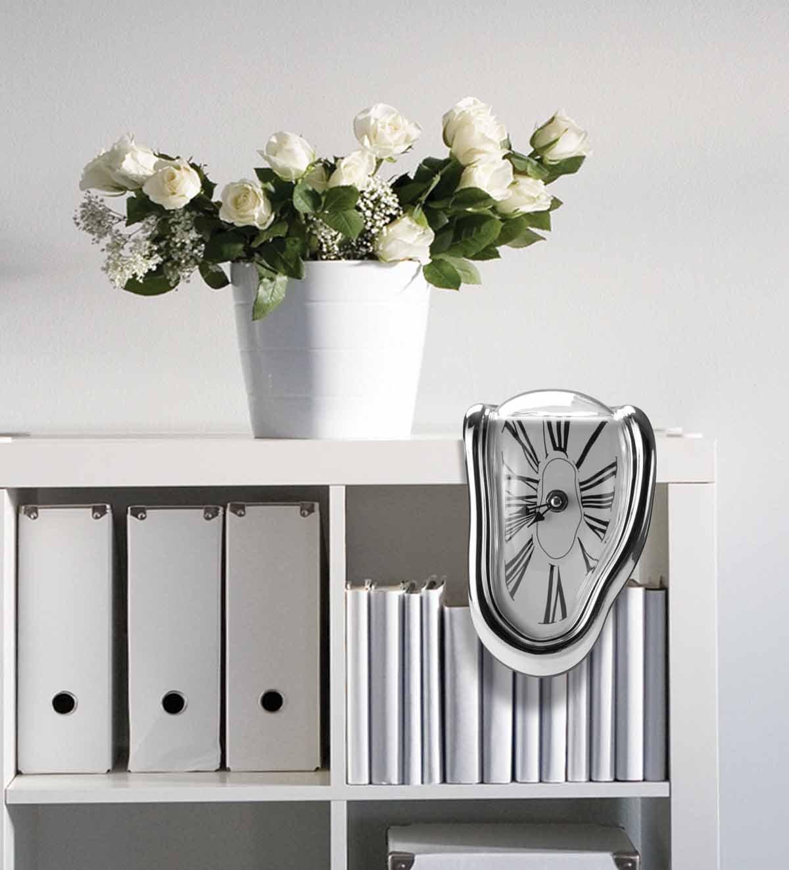 Can You Imagine Melting Clock Toysmith 23200
