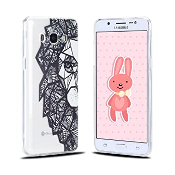 Funda Samsung J5 2016, RosyHeart Ultra Delgado TPU Goma ...