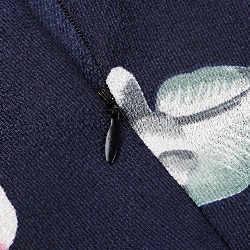 Vetement Col Pas Cher Robe Courte Robe Manche Ete Femme DAY8 Vetements de Cocktail Sans Robe Chic Sexy Grande Jupe Soiree Robe Mini Femme Plage V Noir Femme Taille 2018 Femme de Femme Fille ZcTfcp7U