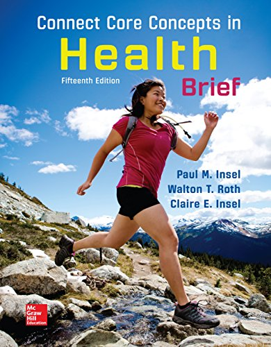 Connect Core Concepts in Health, BRIEF