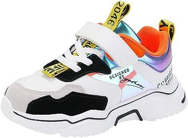 Children Girls Boys Fashion Sneakers
