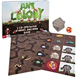 Ant Colony Co-Operative Children's Board Game - Overcome Obstacles And Build Tunnels Together - No Reading Required (Ages 5+)