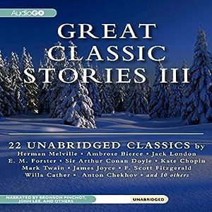 Great Classic Stories III Audiobook