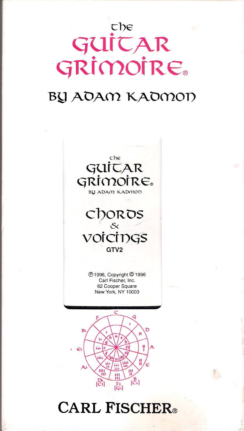 Guitar Grimoire Chords And Voicings Pdf Gallery Basic Guitar