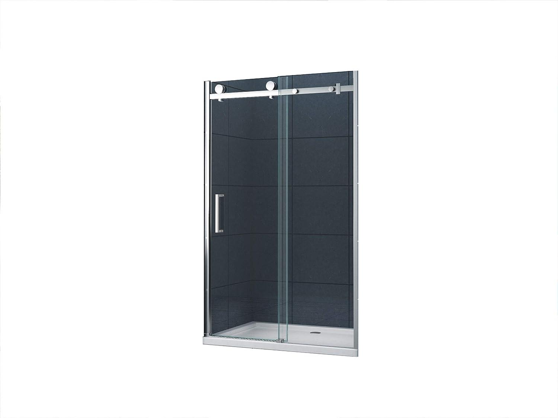 8 mm Puerta de nicho / Puerta corrediza SOIL 130 x 195 cm / Puerta ...