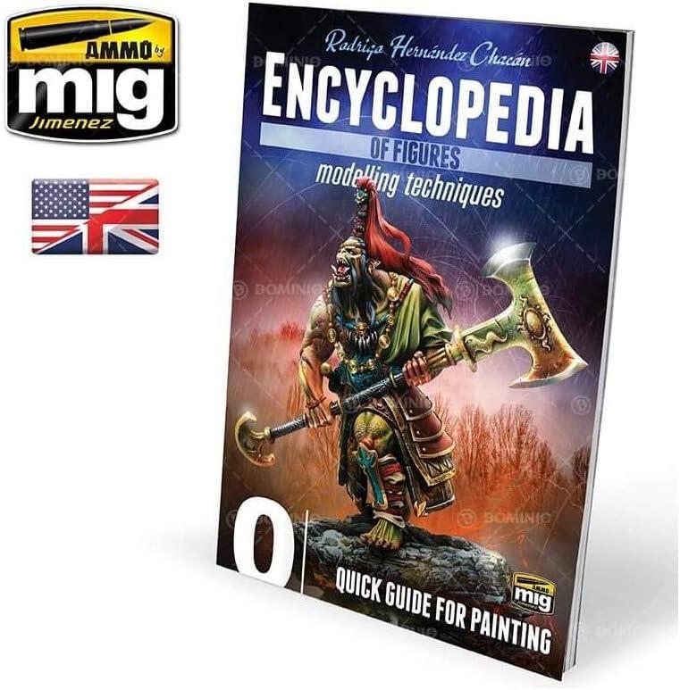 Encyclopedia of Figures Modelling Techniques Vol 2 Techniques and Materials
