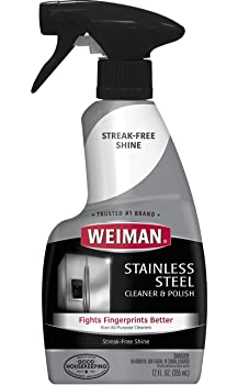 Weiman 12-oz Stainless Steel Cleaner