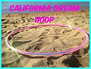 """34"""" California Dream 3/4 Polypro - Specialty Taped Practice Hoop"""