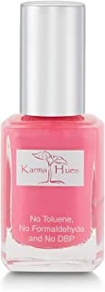 product image for Karma Organic Natural Nail Polish-Non-Toxic Nail Art, Vegan and Cruelty-Free Nail Paint (Beachy Chic)