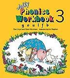 Jolly Phonics Workbook 3: in Precursive Letters (BE): G, O, U, L, F, B