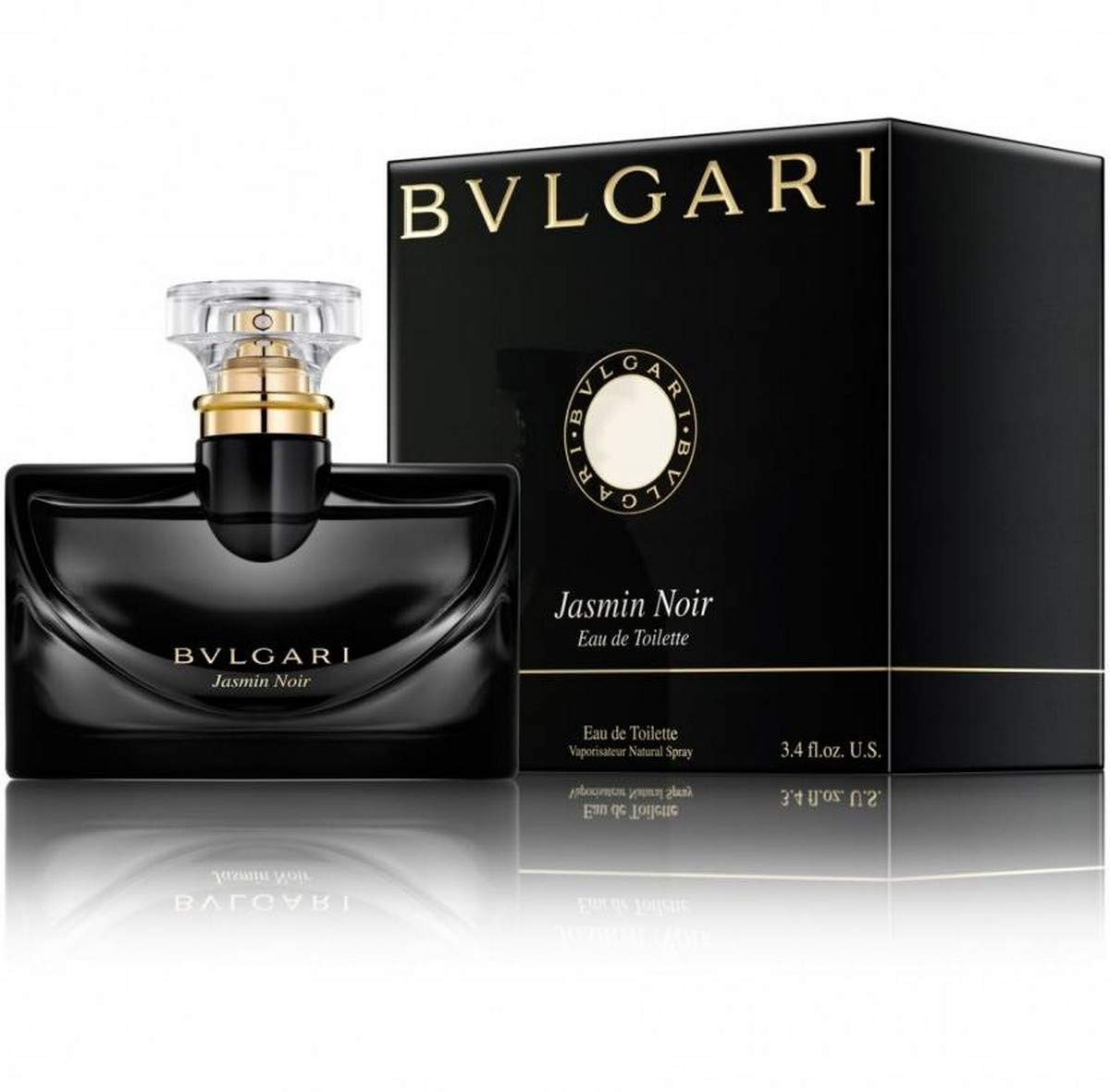 7bbb1a59c580 Amazon.com   Bvlgari Jasmin Noir Women Body Lotion, 6.8 Ounce   Eau ...