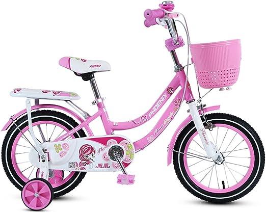 Fenfen Bicicletas para Niños 2-4-6 Años Cochecito para Bebés 12/14 ...