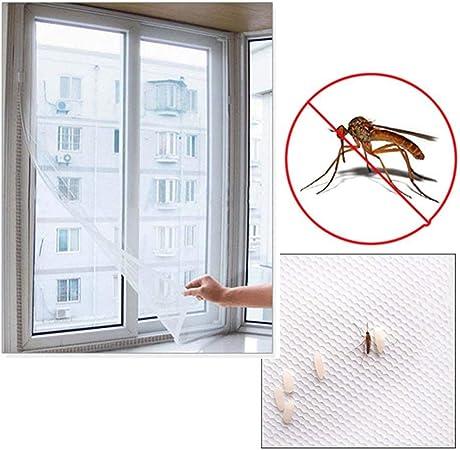 Mise à Niveau Fenêtre Moustiquaire Filet 1 Moustiquaires Pour Fenêtre 3 Paquets