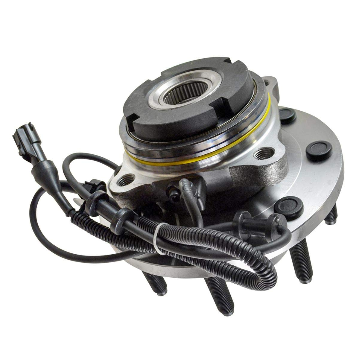 Front Wheel Hub /& Bearing Left or Right for Ford F250 F350 Excursion 4x4 4WD
