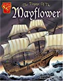 img - for The Voyage of the Mayflower (Graphic History) book / textbook / text book