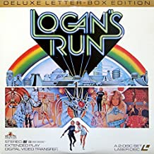 Logan's Run Laser Disc Deluxe Letter-Box Edition