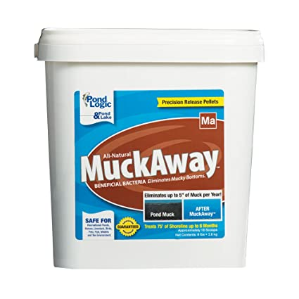 Pond Logic MuckAway - 16 Scoops