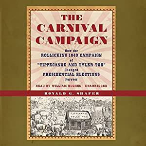 The Carnival Campaign Audiobook
