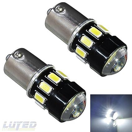 LUYED 5 x 900 Lumens 12v-24v 1156 1141 1003 3014 78-EX Chipsets Led Bulb Used