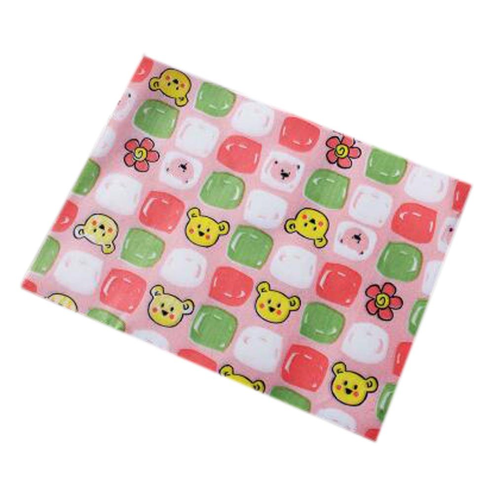 Beautiful Candy Nougat Wrappers Candy Greaseproof Paper Baking Twisting Wax Papers, D13