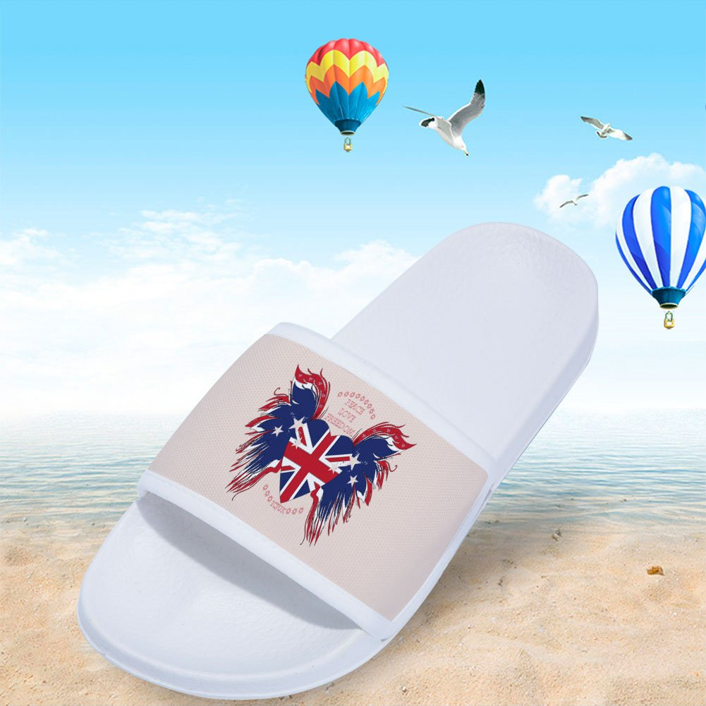 XINBONG Boys Girls Anti-Slip Bath Slippers Shower Shoes Indoor Floor Slipper Stylish Beach Sandals