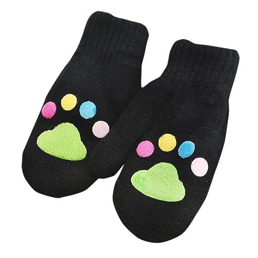 Amazon Hot Sale Baby Glovesjushye Toddler Knitting Wool