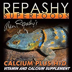Repashy Calcium Plus HYD 17.6 oz. (1.1 lb) 500g JAR