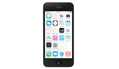 Review Apple iPhone 5C Factory Unlocked Cellphone, 8GB, White