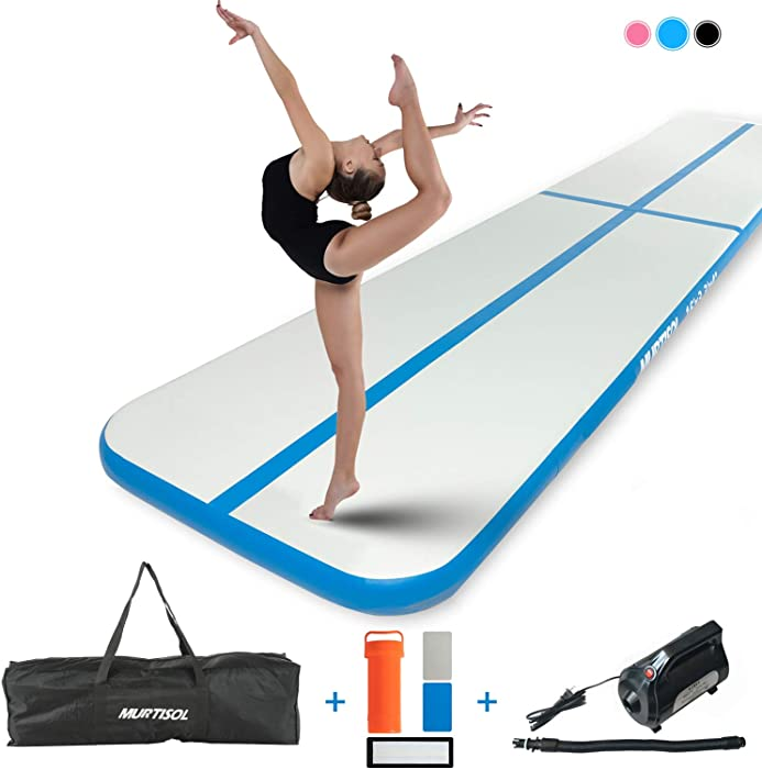 The Best Air Track Floor Home Gymnastics Tumbling Mat
