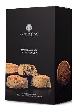 Mantecados de Almendra - La Chinata (320 g): Amazon.es ...