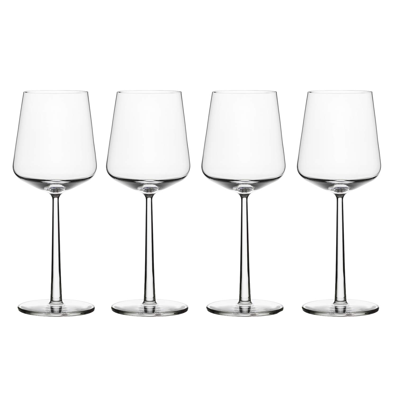 Iittala 112059 Essence vin rouge/Lot de 4