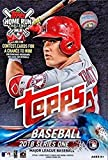 #6: 2018 Topps Series 1 ML Baseball EXCLUSIVE HUGE Factory Sealed 72 Card Hanger Box with 1983 Topps Baseball, Topps Salute & 2 Legends in the Making Insert Cards! Look for Autographs & Relics!  Loaded!