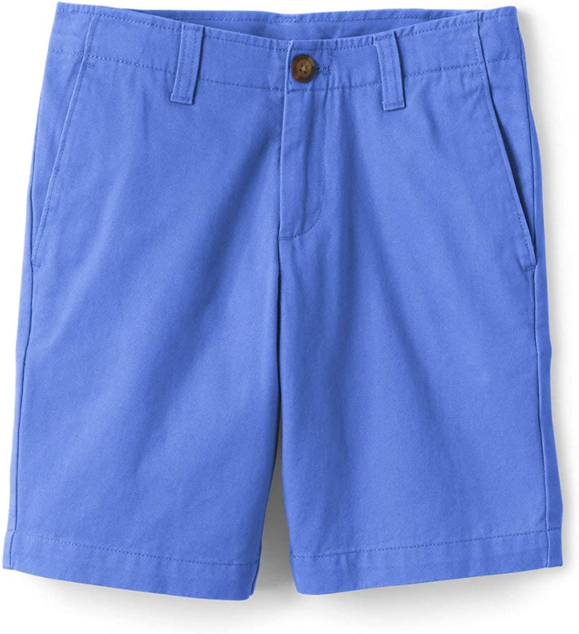 Lands End Boys Chino Cadet Shorts