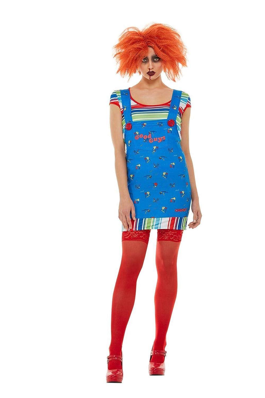 Smiffys 42947L - Disfraz de Chucky con licencia oficial: Amazon.es ...