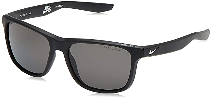Nike Flip P EV1041 Gafas de Sol, Negro (Matte Black W/Grey ...