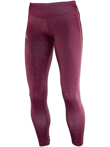 Tutine e body Abbigliamento Donna SALOMON Elevate Tight W