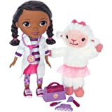 Doc McStuffins Time for Your Checkup Interactive Doc and Lambie