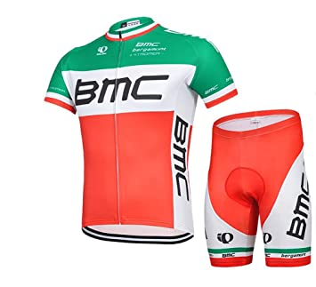 Amazon.com: AK Belleza de los hombres ropa ciclismo Jersey ...