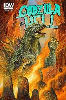 Godzilla In Hell #2 (of 5) by [Eggleton, Bob]