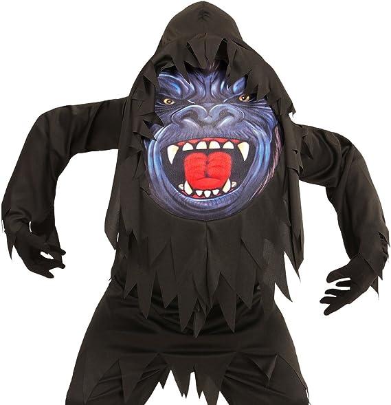 Disfraz Niños Mono | Traje Infantil Gorila | Disfraz Monstruo ...