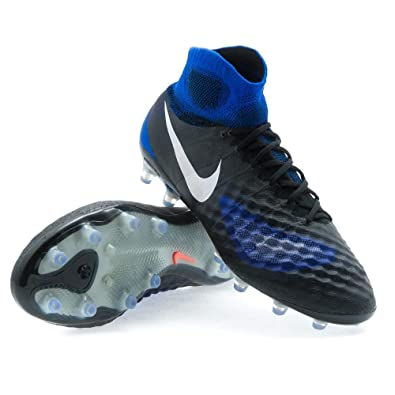 a820df46eb08 Image Unavailable. Image not available for. Color: Nike Men's Cleats Size  8.5 Magista Obra II AG-Pro Acc Soccer ...