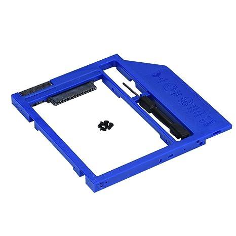 freshzone 9 mm segundo disco duro SATA SSD disco duro Caddy para ...