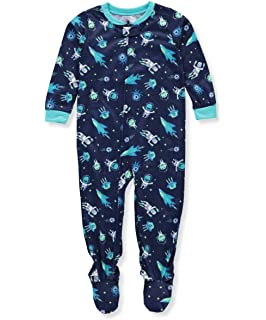 150717eb7 Amazon.com  Carter s Baby Boys  1 Piece Cotton Footed Sleepers  Clothing
