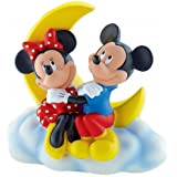 Bullyland - B15214 - Tirelire Mickey Et Minnie - La Maison de Mickey Disney