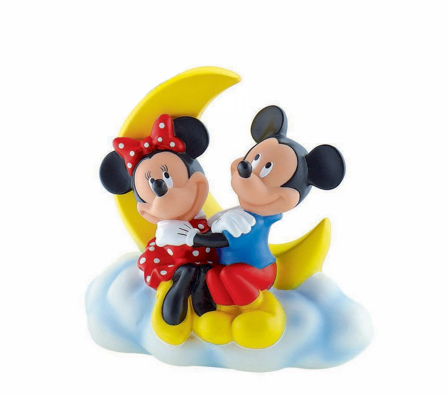 Bullyland - B15214 - Tirelire Mickey Et Minnie - La Maison de Mickey Disney product image