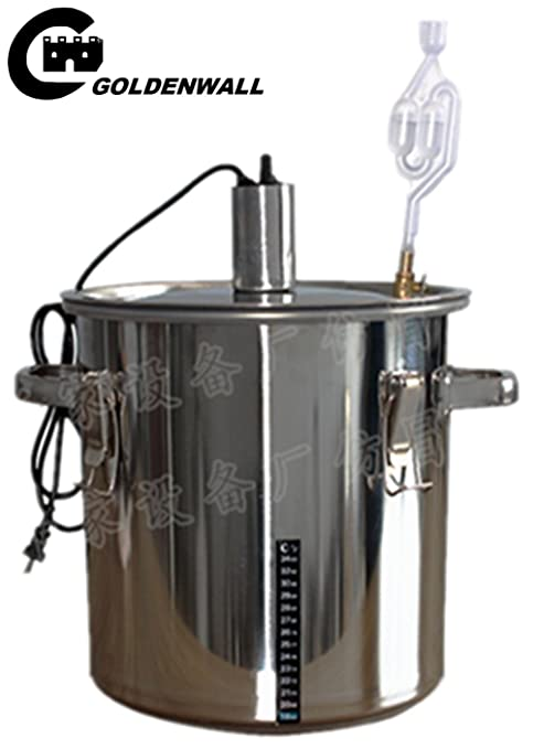 CGOLDENWALL - Barril de fermentación de temperatura ...