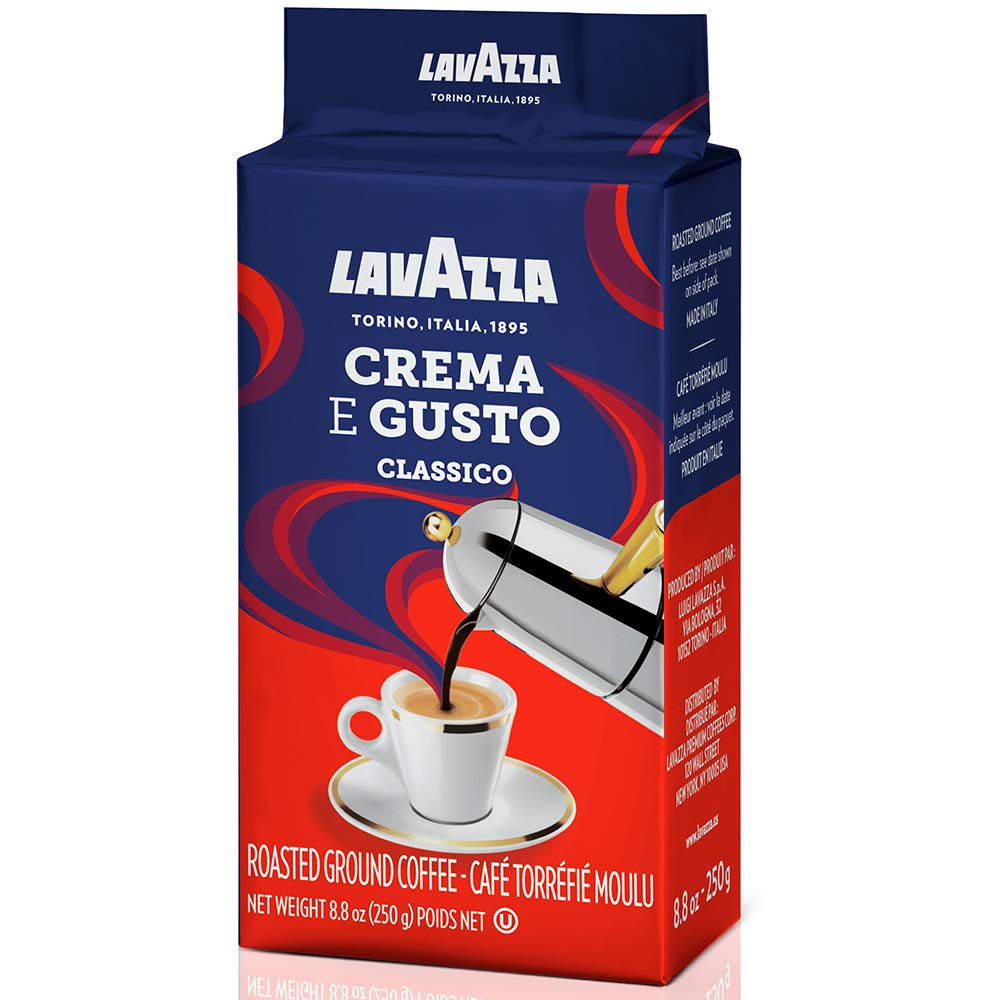 Lavazza Crema Coffee Review